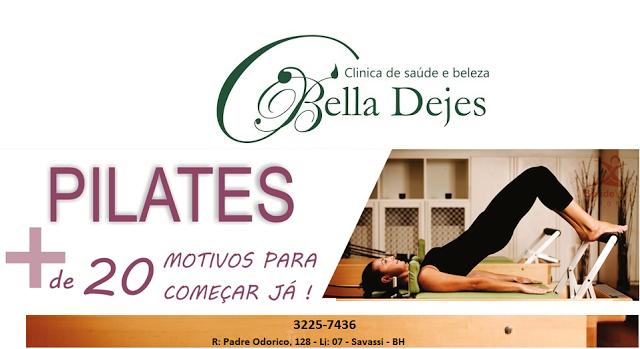 Bella Dejes Clínica de Saúde e Beleza: