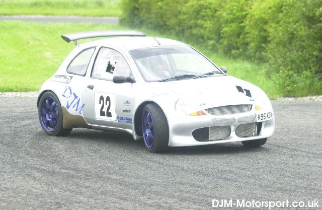 Ford Ka Cothwort Rally Kit Car By Djm Racing