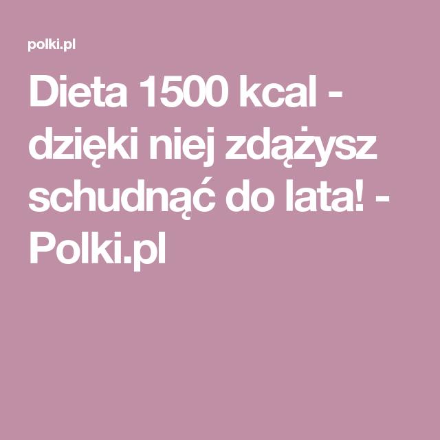 Dieta 1400 kalorii: tygodniowy jadłospis