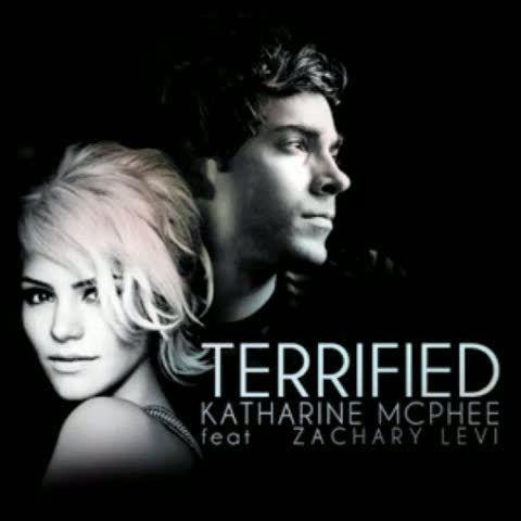 Katharine Mcphee Terrified Ft Zachary Levi Zachary Levi Katharine Mcphee Find Music
