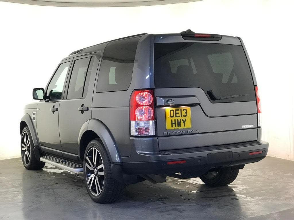 Used Land Rover Discovery 4 For Sale Cargurus Used Land Rover
