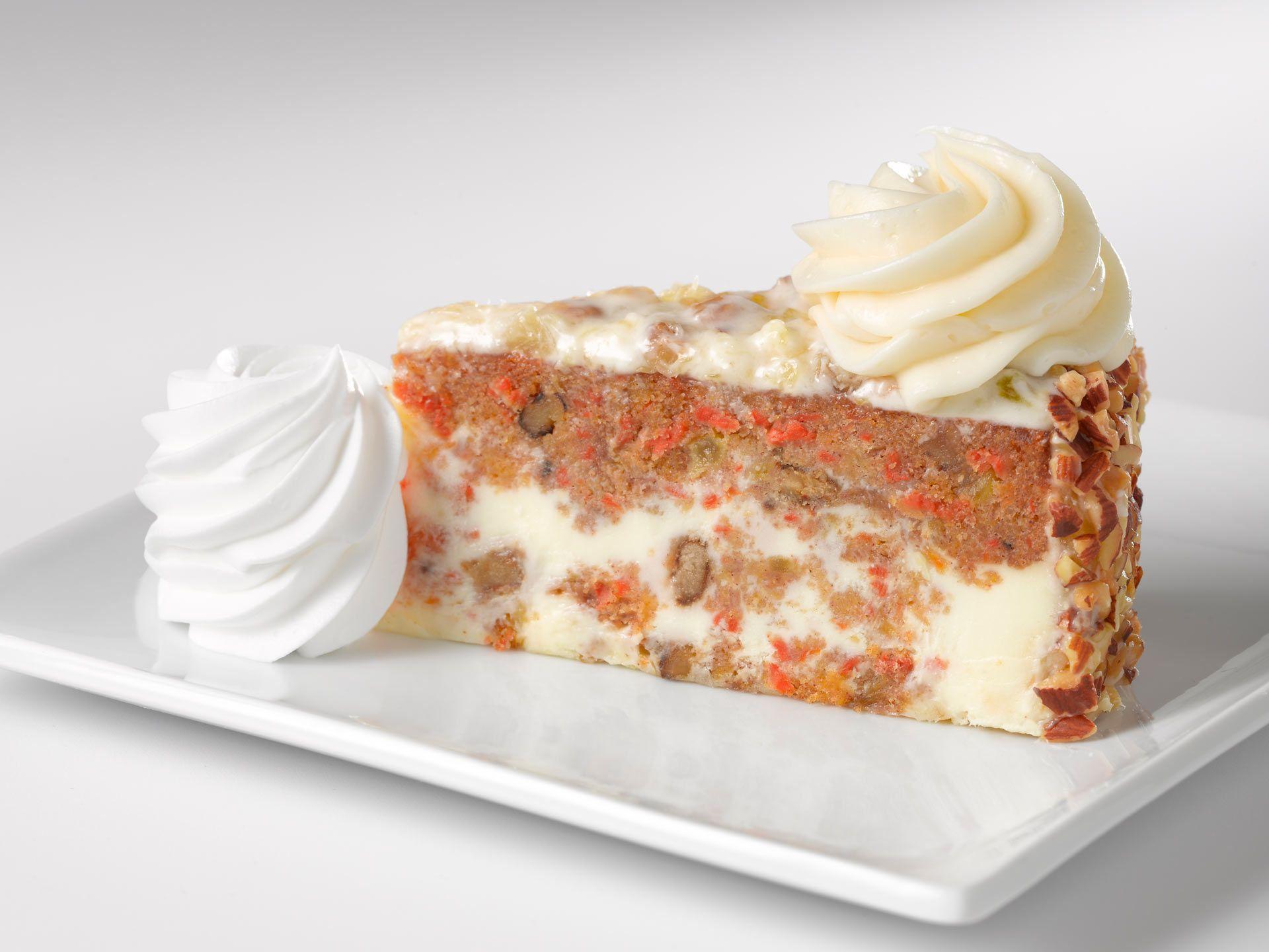 Carrot cake cheesecake glutenfree keto nutfree