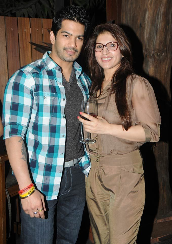 Image result for amit tandon and wife