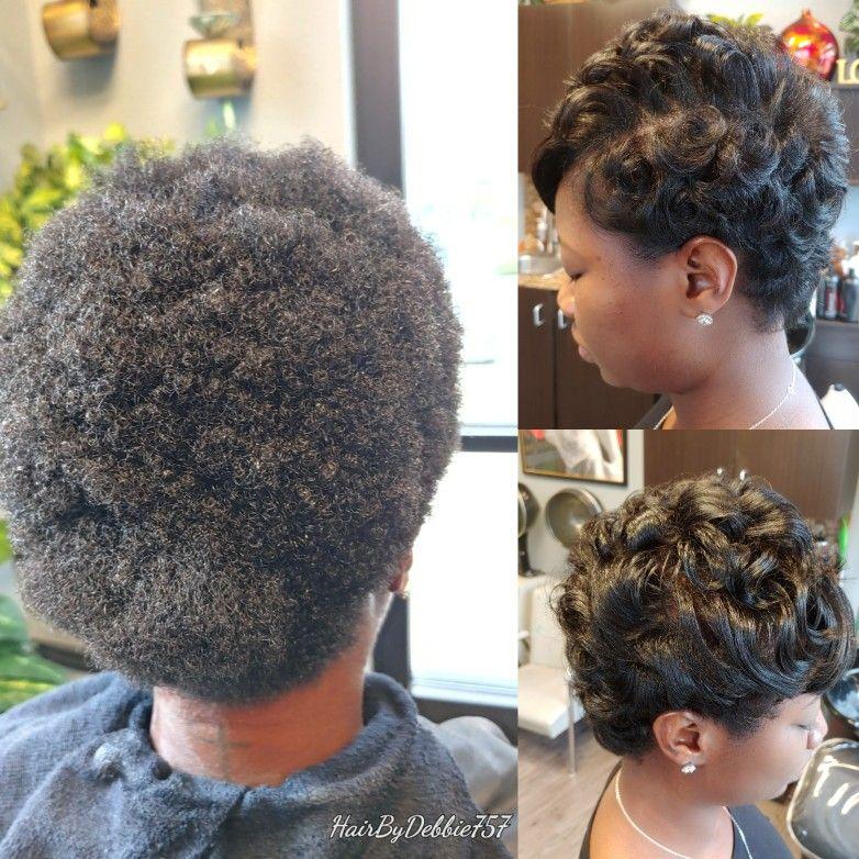 Blow Out Silkpress Professional Hair Salon Artistic Hair Natural Hair Styles