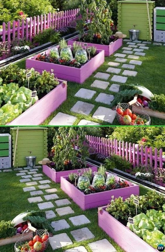 20 Awesome Ideas for Garden Edges That Add New Character to Your Outdoor Space! #garden