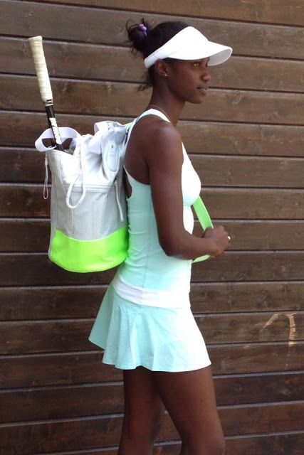 adorable lululemon tennis outfit