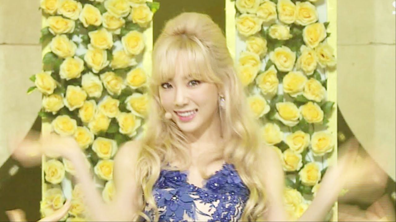 (Comeback Special) 소녀시대(Girl's Generation) - Lion Heart(라이온 하트) @인기가요 In...