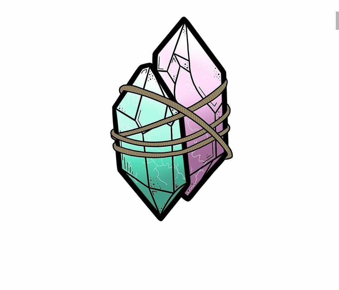 Portfolio Development 💜  @abbey.ink  #tattoos #tattoodesigns #illustration #neotrad #neotraditional #quartz #crystals #design #tattooartist #tattooart #procreate #portfolio #portfoliodesign #tattooportfolio #femaletattooartist