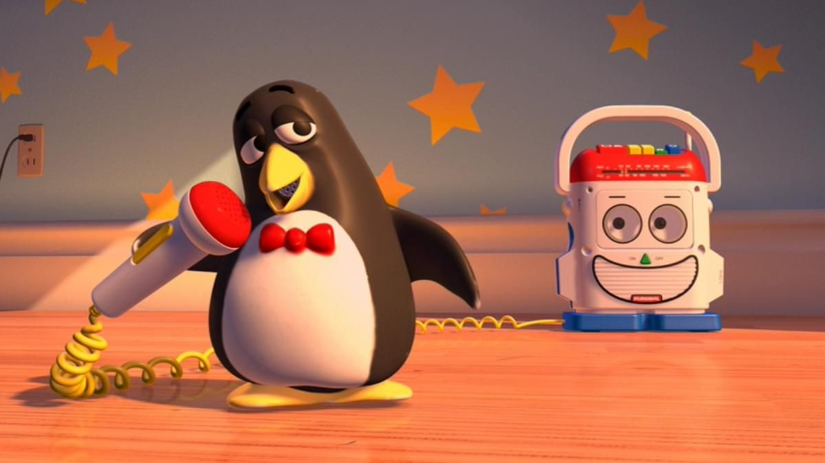 Wheezy The Penguin Is A Tribute To The Linux Mascot Tux Toy