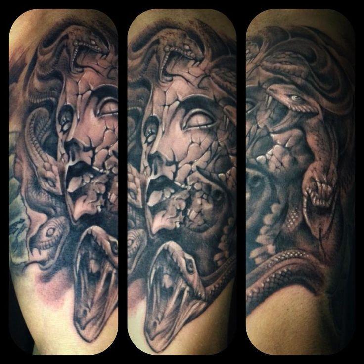 greek mythology tattoos google search cool tattoos pinterest medusa tattoo tattoo and. Black Bedroom Furniture Sets. Home Design Ideas