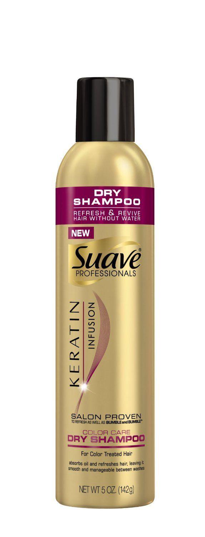 Suave Professionals Keratin Infusion Dry Shampoo Reviews Photos Ingredients Shampoo Dry Shampoo Hairstyles Dry Shampoo