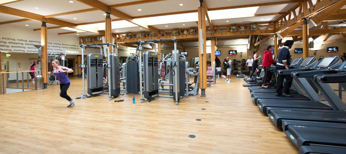 Virgin Active Fitness center, Fit life, Basketball court