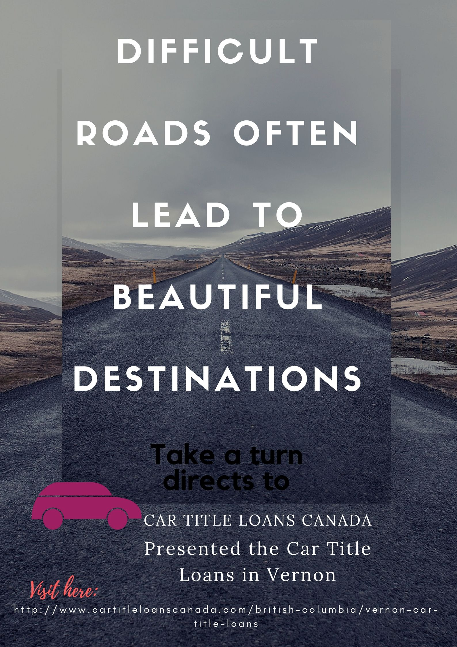 Pin by car title loans canada on Car Title Loans Vernon