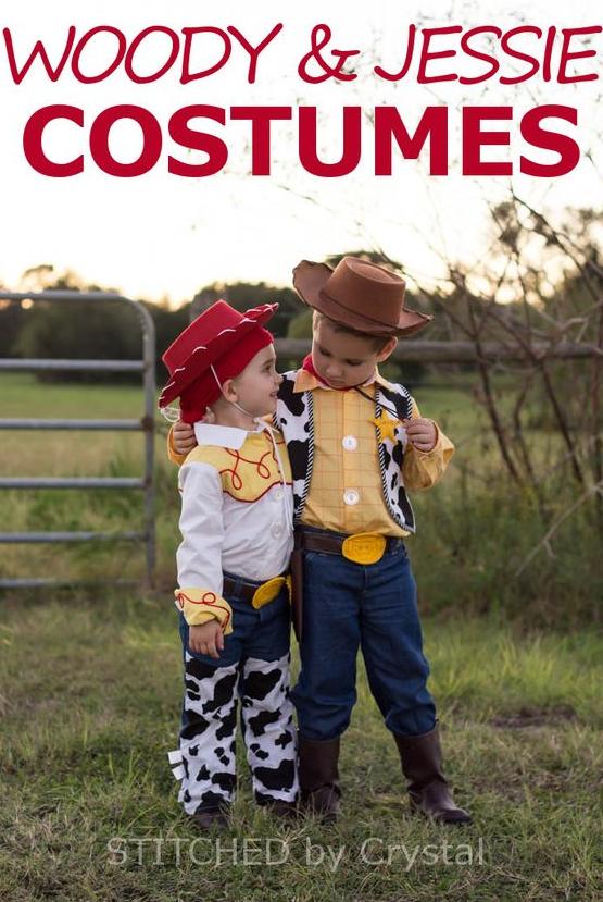Woody Fickt Jessie, Das Cowgirl