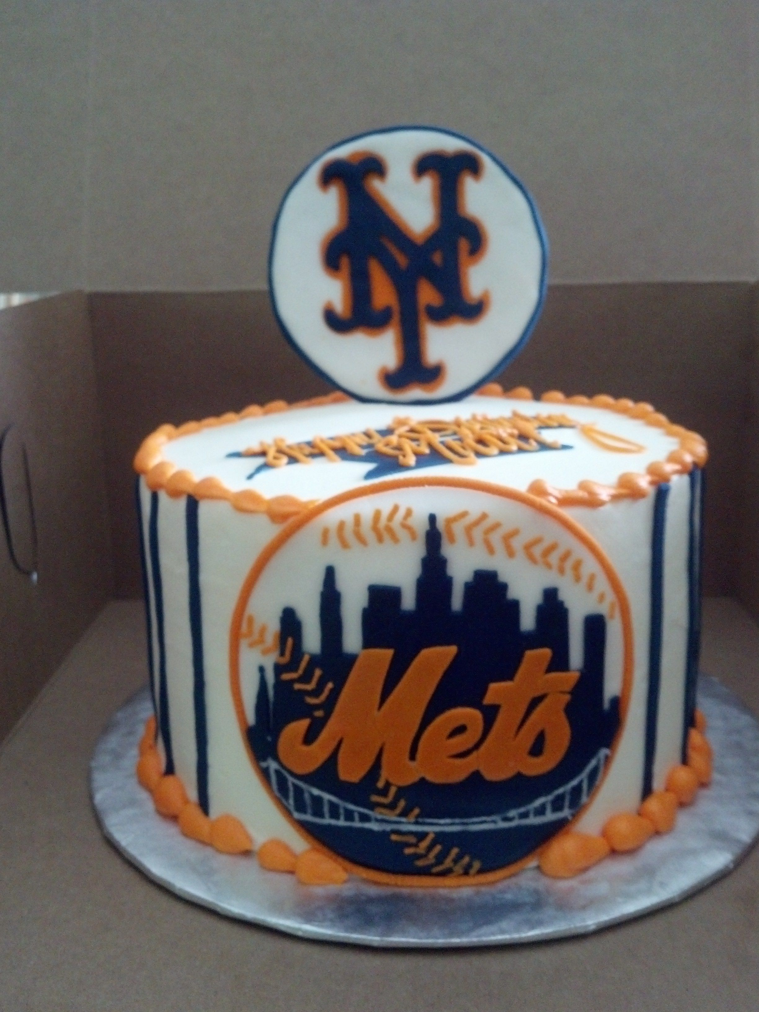 Well Deserved On This October Evening 2015 As The Mets Continued To Rock Baseball World NY METS