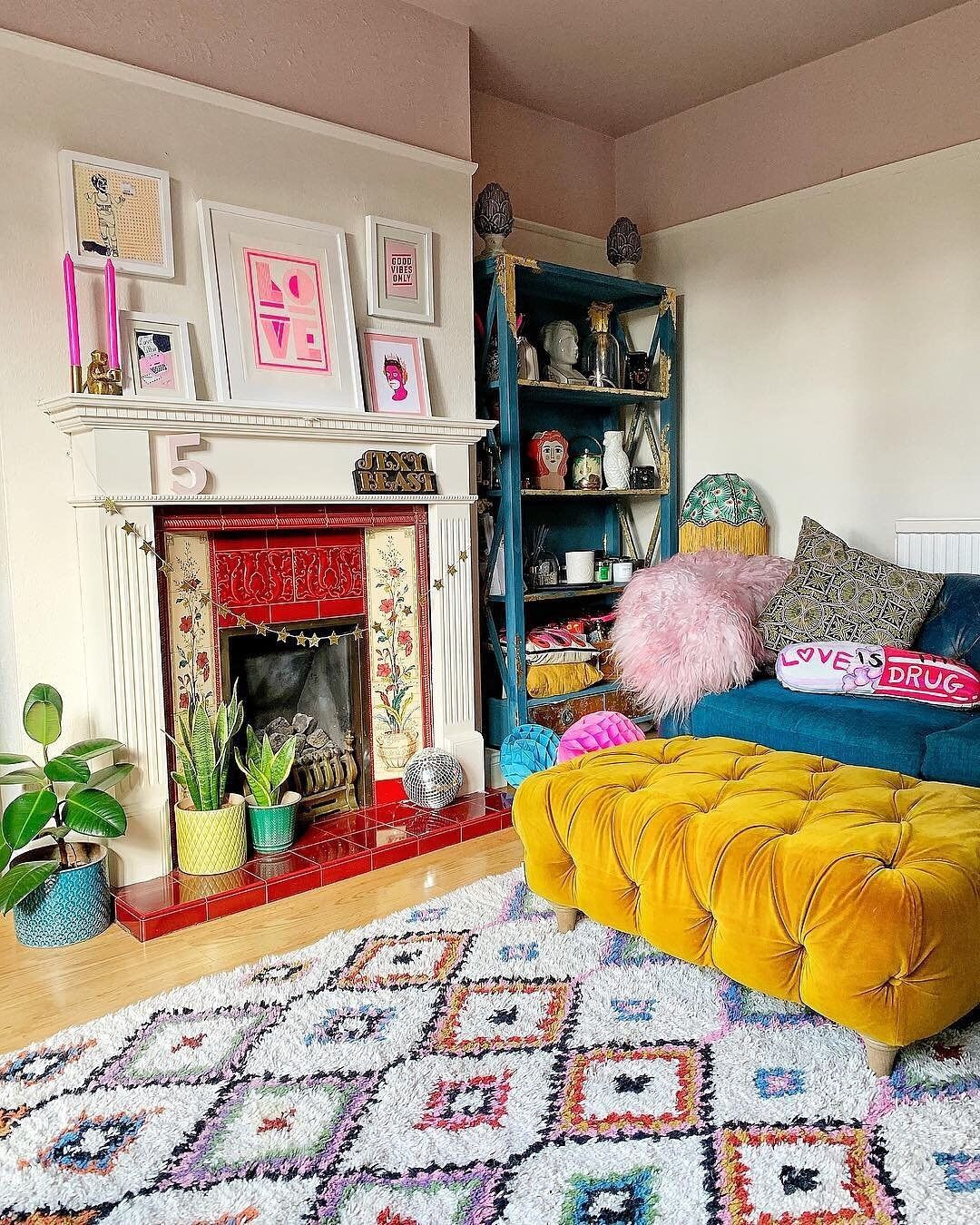 Apartment Therapy On Instagram Love This Fun Color Image