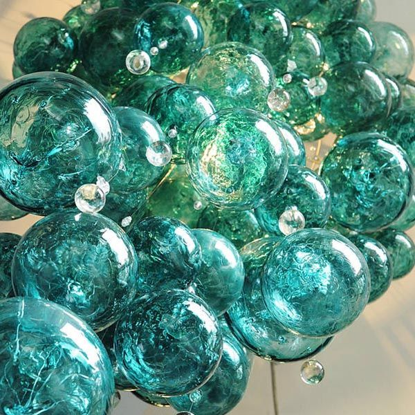 Ellie Sojourn April/May Issue Turquoise Chandelier - Roast Designs