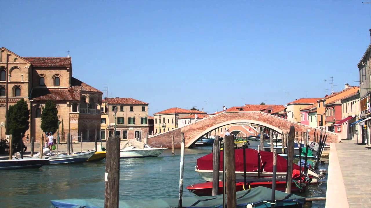 Um bate e volta de Veneza  a Murano