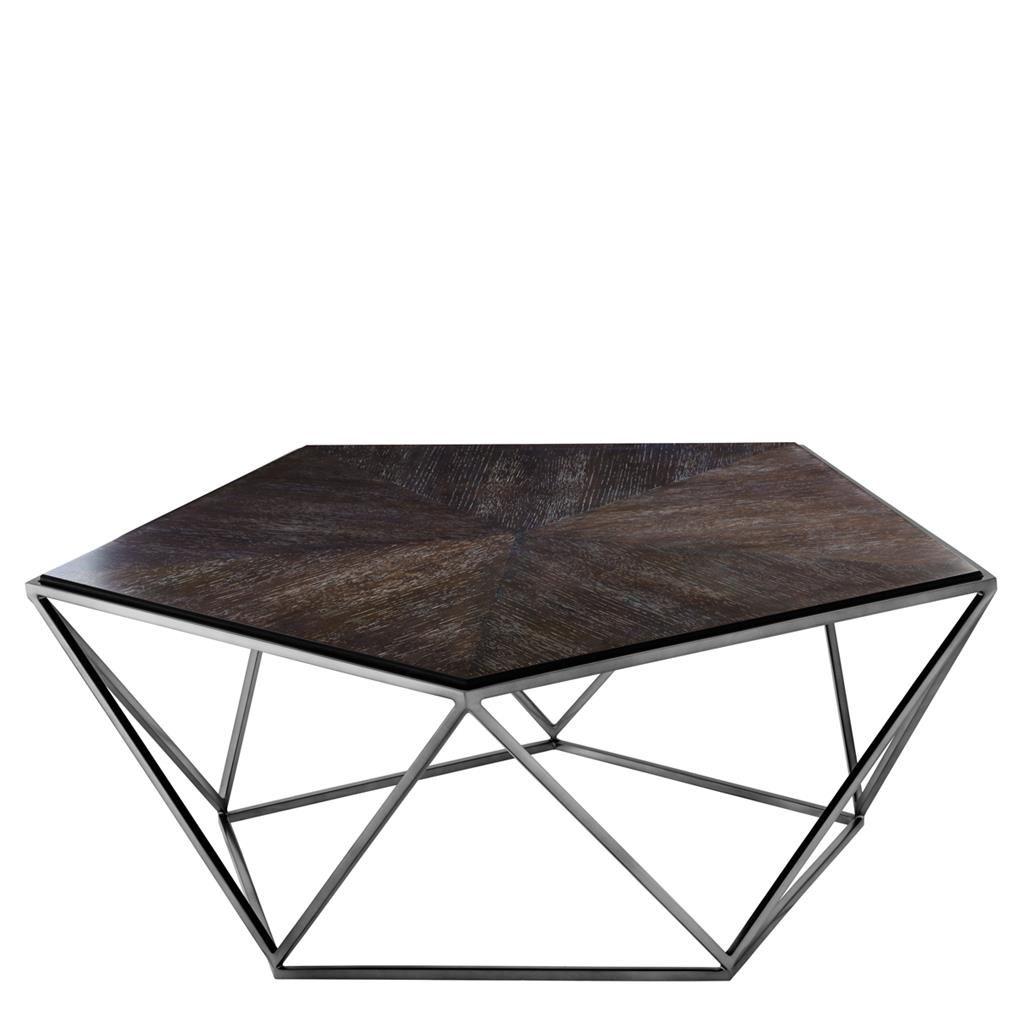 EICHHOLTZ Couchtisch Pentagon   Tisch und Möbel