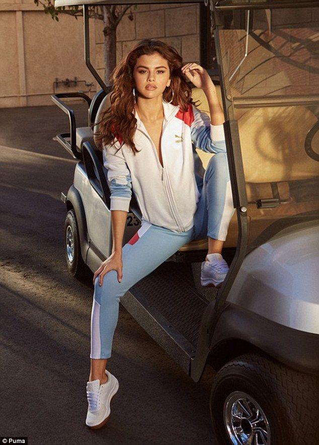 Selena Gomez sizzles in new Puma campaign for California
