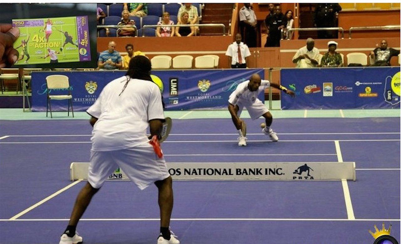 Efforts On To Make Road Tennis Global Barbados Today In 2020 Dream Vacation Spots Venice Italy Travel Barbados Resorts