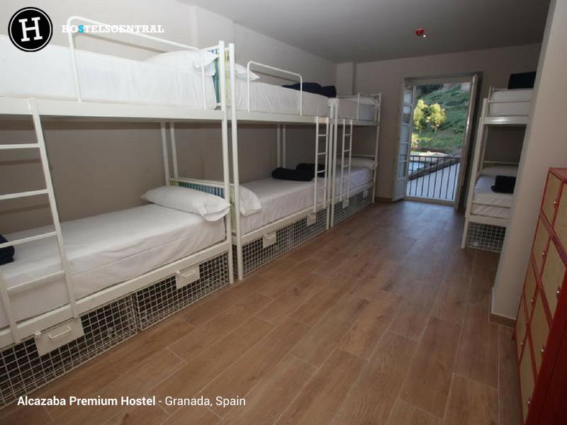 Alcazaba Premium Hostel Málaga Spain Hostel Malaga