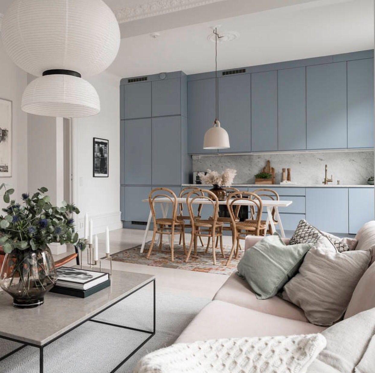 Normann Copenhagen Bell Lamp Home In 2019 Home Decor Light Blue