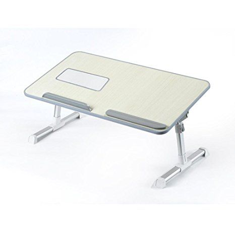 Great Laptop Bed Tray Table Desk, Sincelee Adjustable Laptop Table Stand Portable  Standing Desk Foldable Sofa