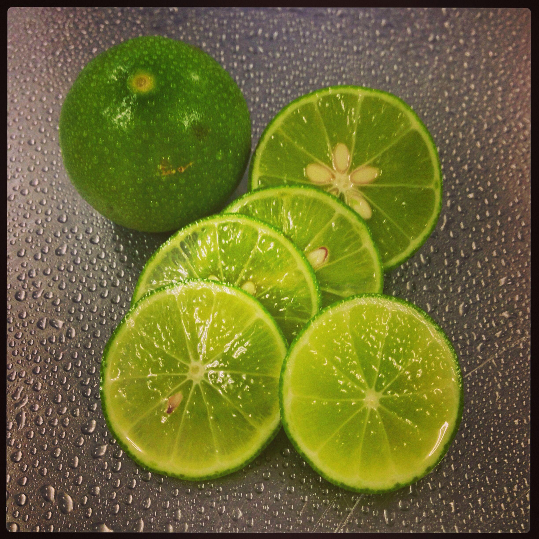 Jugosos y pintorescos limones!!