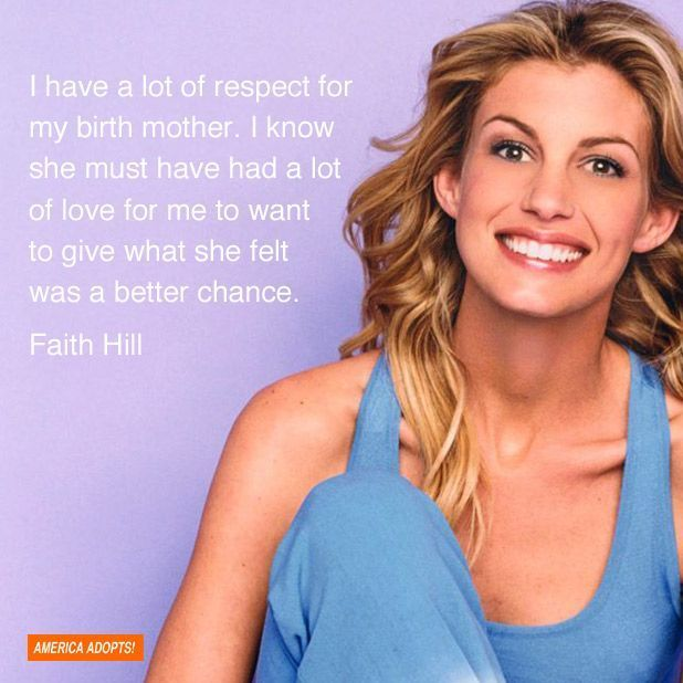 Thinking of Adopting? 10 Celebrity Adoption Quotes You Need To Read #adoptionquotes
