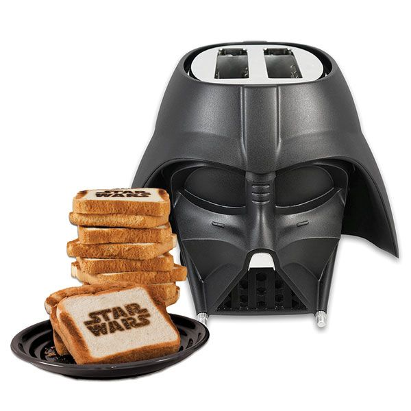 Darth Vader Toaster Darth Vader Helmet Star Wars Kitchen