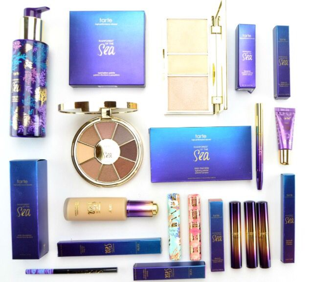 I need the tarte rainforest of the sea collection