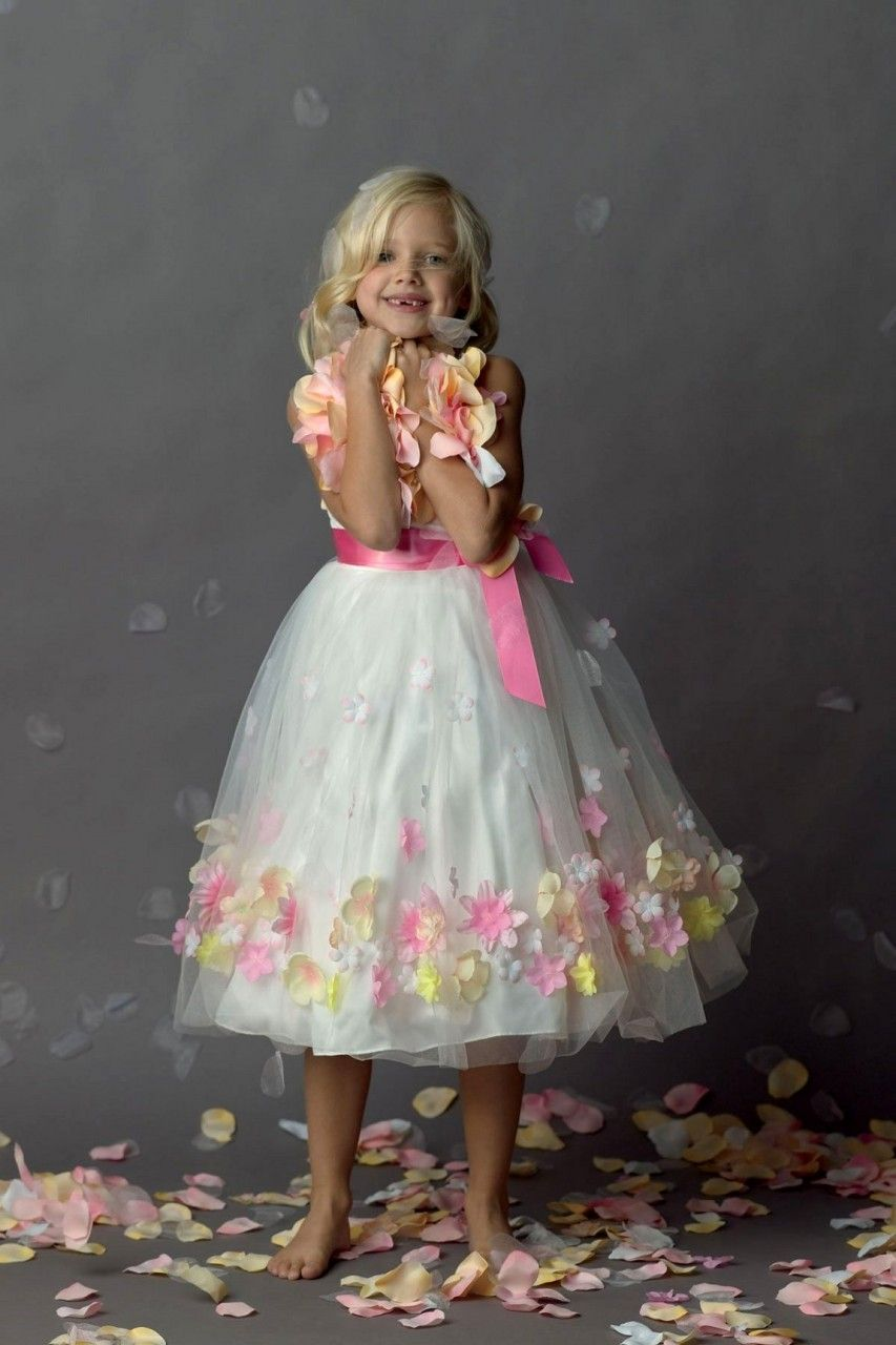 Blush Kids Inc. - Watters 44268 | Little Girls Party Dress WA44268 ...