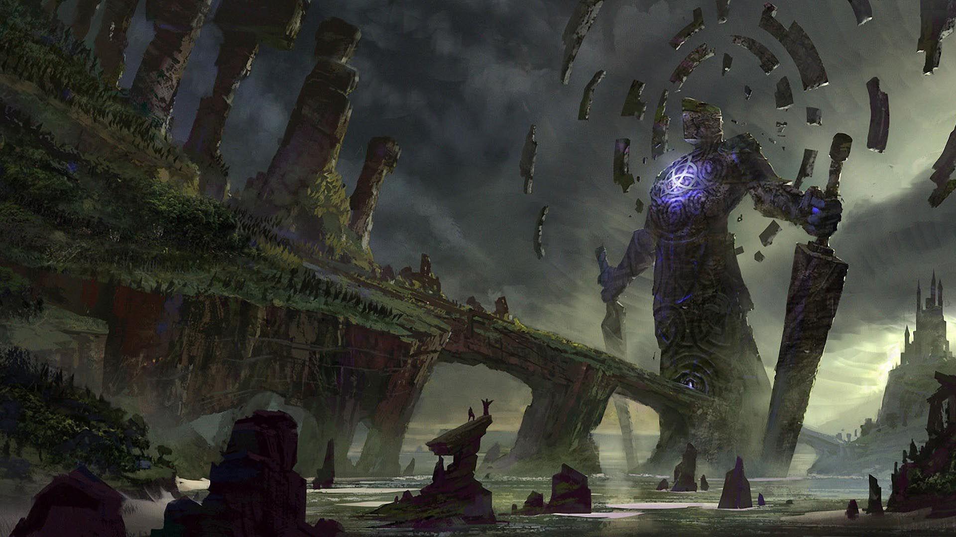 Giant Elemental Followme Cooliphone6case On Twitter Facebook Google Instagram Linkedin Blogger Tumblr Yo Art Wallpaper Fantasy Art Fantasy Landscape Fantasy giants wallpapers fantasy