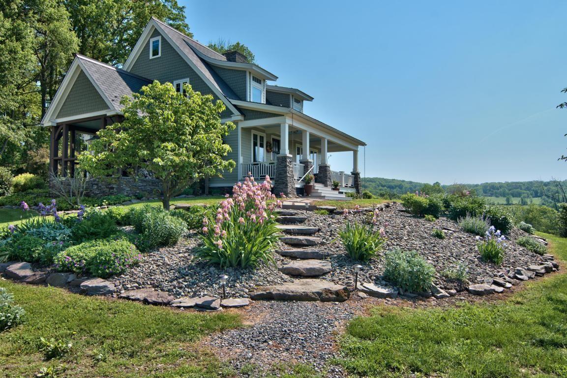 Stunning Views Custom Built Post Beam Home On 32 Acres