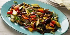 Grilled Ratatouille ~ Recipe courtesy of Bobby Flay