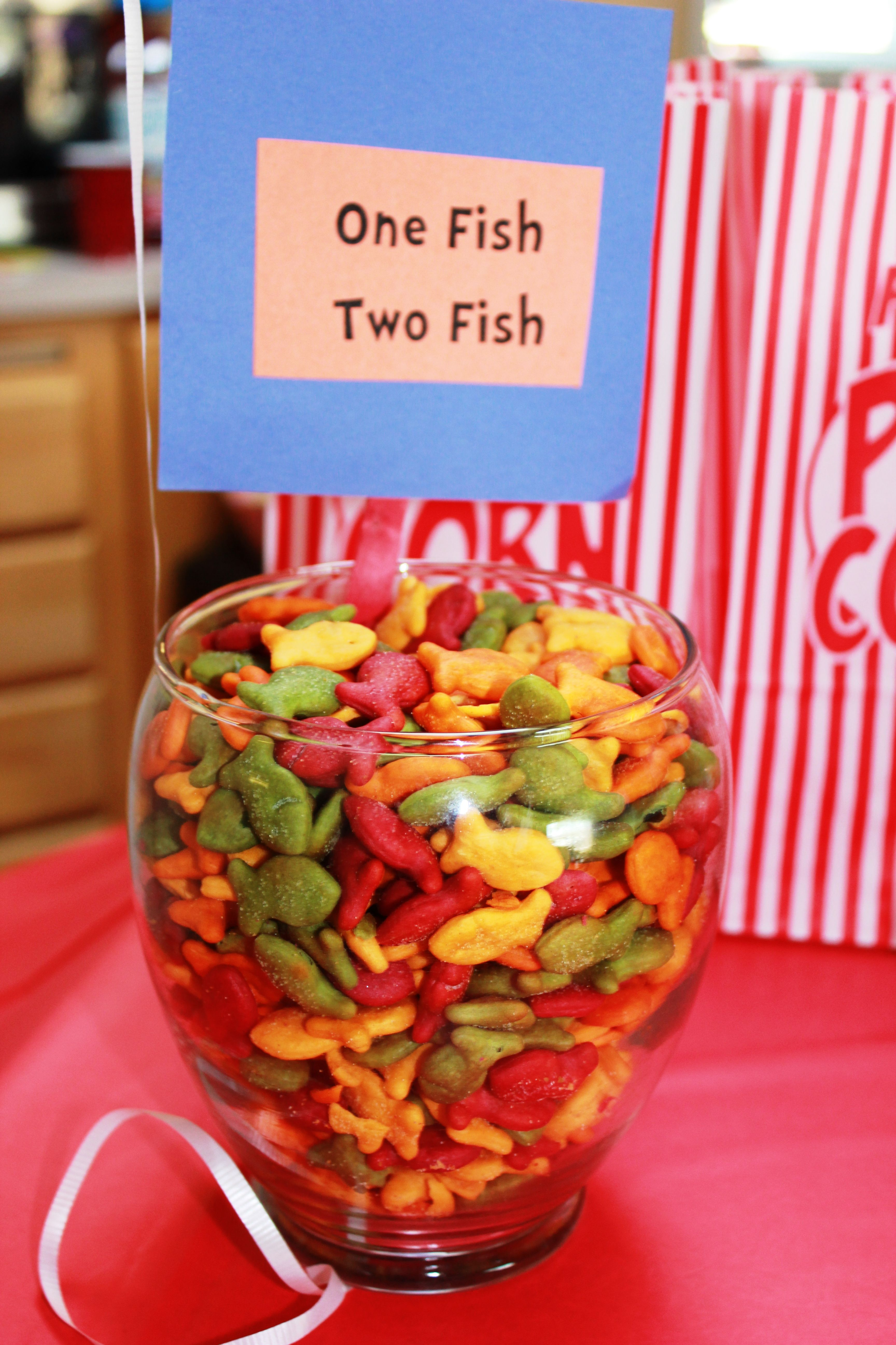 Dr Seuss Baby Shower One Fish Two Fish Dr Seuss Baby Shower