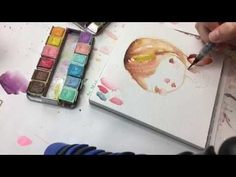 Watercolor 101 On Facebook Live With Mindy Lacefield Watercolor