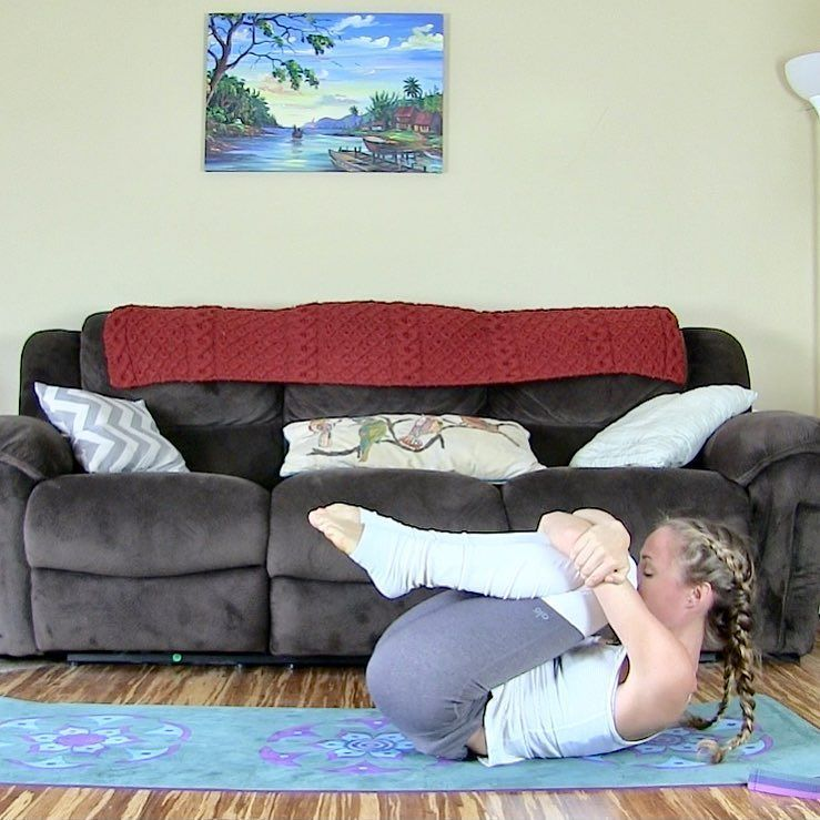Give Yourself A Little Love In The Comfort Of Your Own Home With My New Free YouTube Video Yoga Flow For