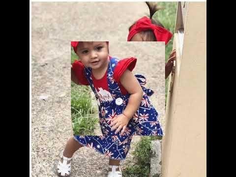 814ac20d3 (1) اشيك لبس بنات اطفال صيفى 2018 , ملابس بنات علي الموضة 2019 - YouTube
