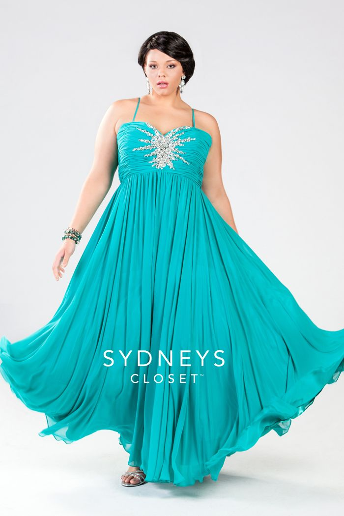 Plus Size Formal Dress Rental