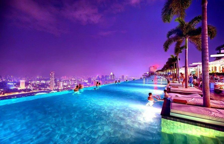 Достопримечательности сингапура фото с названиями