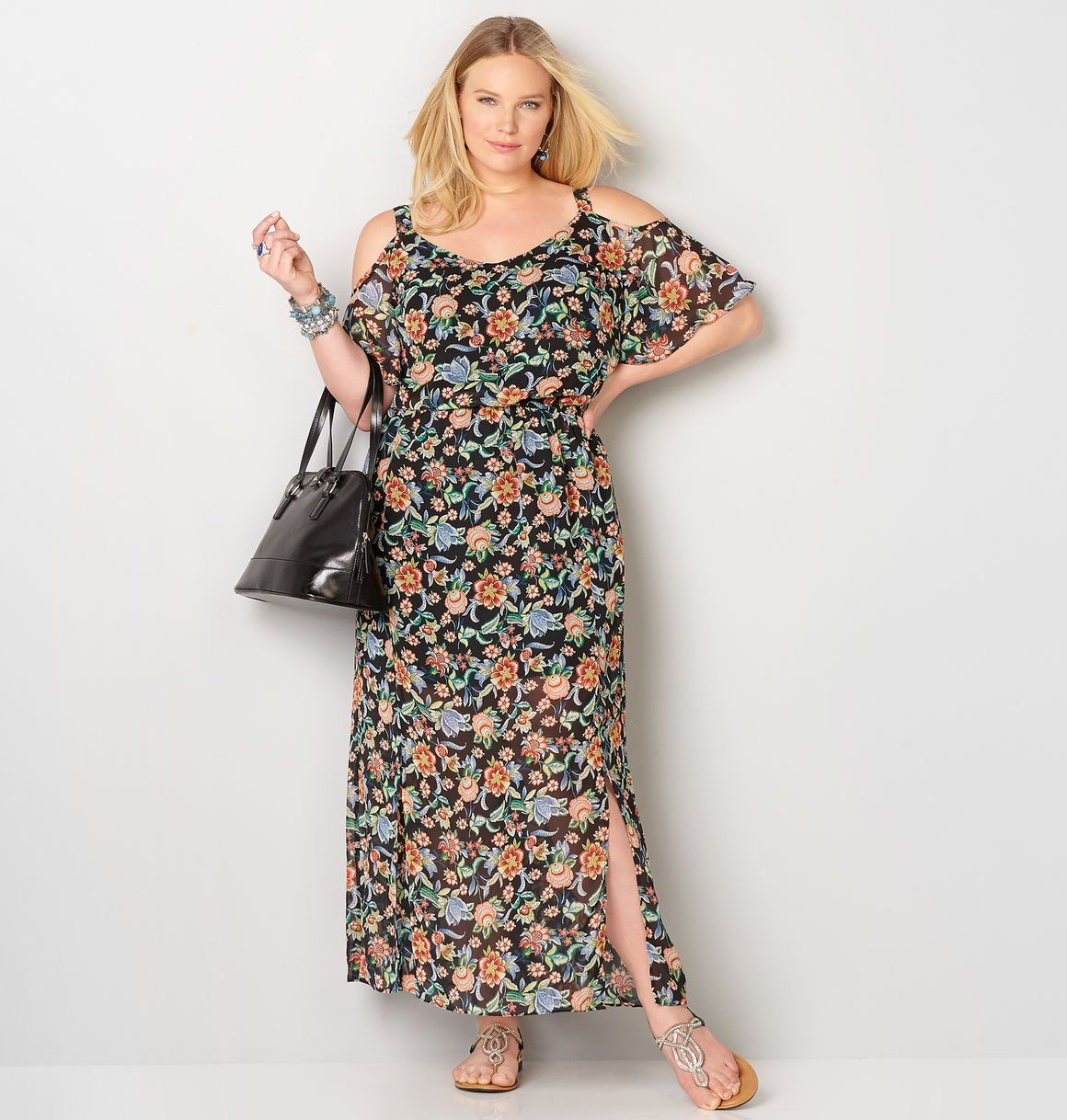 Discover new plus size dresses in sizes 14-32 like the ...