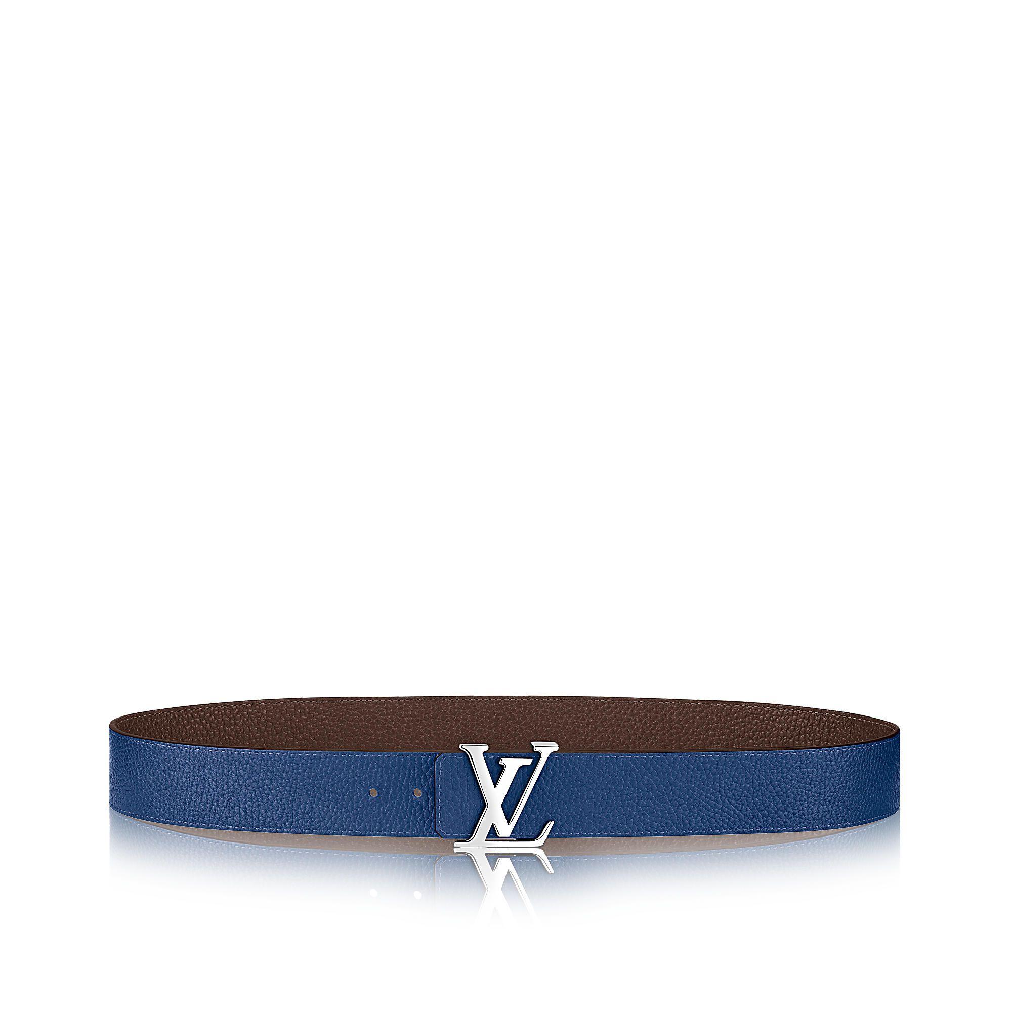 a30860407a76 LV Initiales 40 mm Reversible via Louis Vuitton