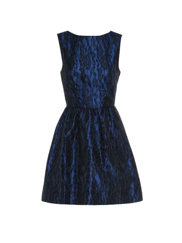 Black lace dresshttp://www.piamarket.com/nueva-coleccion-black-blue-lace-dress-p276.html