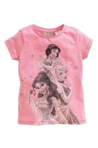 d6340cbd799 Buy Disney Princess T-Shirt (3mths-6yrs) from the Next UK online shop