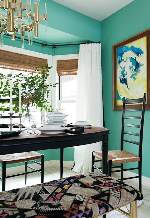 Delightful Digging This Dining Room Style Arsenic Austin Interiors