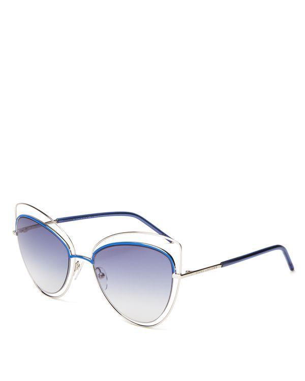 Marc Jacobs Floating Cat Eye Sunglasses d0cf0013c9