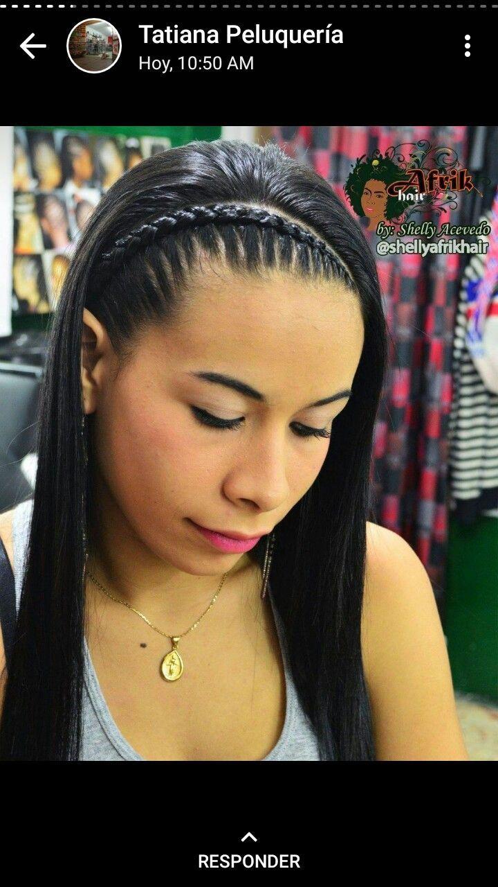 10 Awesome Fulani Braids Hairstyle | Trenzas, Peinados y Trenzas lindas