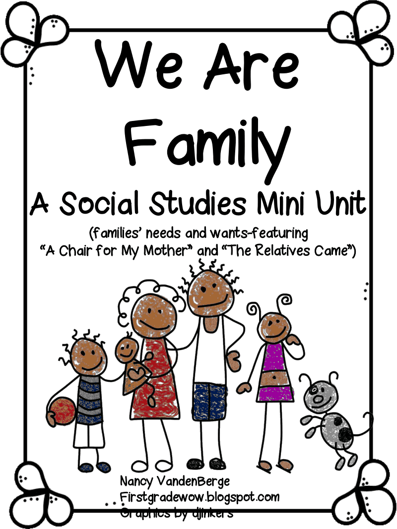 family wants and needs.pdf Google Drive Kindergarten